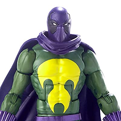 Spider-Man Legends Series 6-inch Marvel's Prowler: Toys & Games
