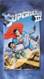 Superman III VHS Tape