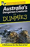 Australia's Dangerous Creatures For Dummies