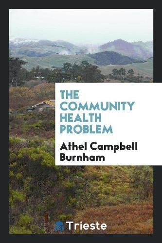 Download The Community Health Problem PDF
