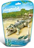 PLAYMOBIL - Cocodrilo con bebés (6644)