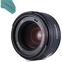 YONGNUO YN40mm F2.8N 1:2.8 Standard Fixed Prime Lens AF MF Auto Manual Focus Light-weight for Nikon D500 D7100 D7000 D7500 D610 D800 D810 DSLR Camera