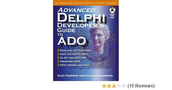 Advanced Delphi Developer's Guide to Ado with CDR: Alex