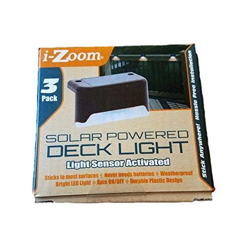 I Light Deck Lighting