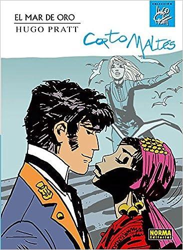 Leer libros descargados en ipad HP nº10 Castellano CM. El Mar de Oro (HUGO PRATT) PDF PDB