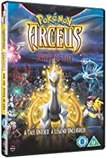 pokemon arceus and the jewel of life english cast