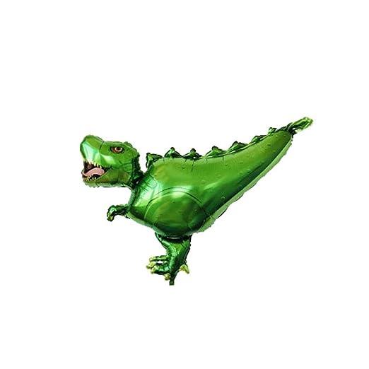 sweeTvT-NEW Papel de Dibujos Animados Globo Dinosaurio Tema ...