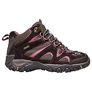 Merrell Energis Mid Walking Boot Women's, Grey, US9.5