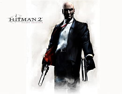 Amazon Com Neuhorris 003 Hitman 2 Silent Assassin 19x14 Inch Silk