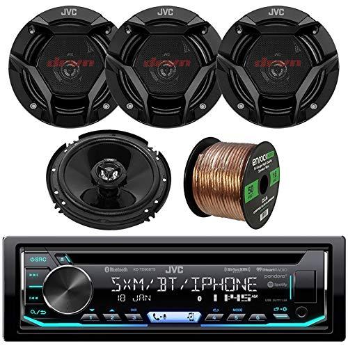 JVC KD-RD97BT Bluetooth Radio USB AUX CD/MP3/WMA Receiver Bu