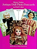 Antique Doll Photo Postcards in Full Colour, Helen Nolan, 0486248143