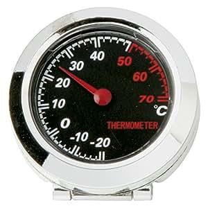 Sumex 1038921 - Termómetro Cromado