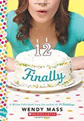 Turning 12 isn't all it's cracked up to be!Get a cell phone. Stay home alone. Go to the mall with best friend and No Parents. Wear makeup. Get contact lenses. Attend a boy-girl party. Rory Swenson has been waiting her whole life to tur...