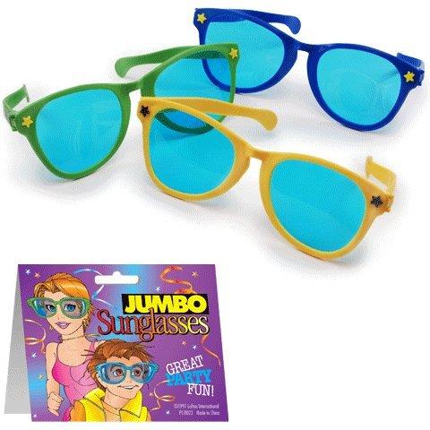 Jumbo Giant Sunglasses -10 1/2 Inches - Giant Sunglasses
