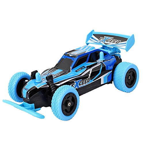 6 Scale Radio Control - JinJin JJRC 2WD Radio Remote Control Off Road RC RTR Racing Car Truck Excellent off-road performance Superior shock absorption system Durable off-road tires Drive System: 2WD (Blue)