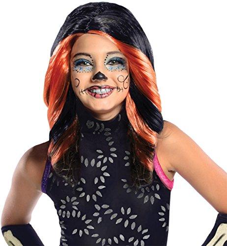 Skelita Calaveras Wig Costume Accessory