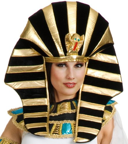 [Egyptian Headpiece] (Pharaoh Headdress)