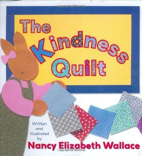 The Kindness Quilt - Book Quilt Children