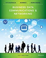 Business Data Communications and Networking, 12th Edition Front Cover