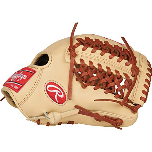 Rawlings PRO205-4CT Heart of The Hide, Camel, 11.75