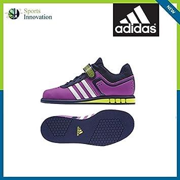 c0b995599071 Adidas Powerlift 2 Weightlifting Shoe - Flash Pink New 2015 (UK 6.5 ...