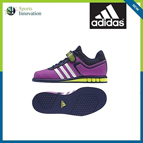 9d154986941f1f ... sport shoes new best selling 5ff67 9956b  Adidas Powerlift 2  Weightlifting Shoe - Flash Pink New 2015 (UK 6) Amazon.