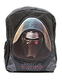 """Backpack - Star Wars EP7 - Kylo Ren 16"""" w/Molded Face New SWKYLO"""