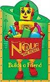 Nova the Robot Builds a Friend, David Kirk, 0448438143