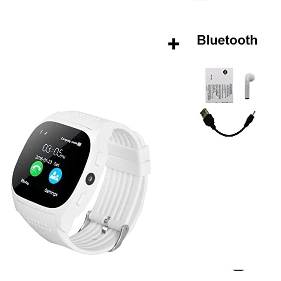 Relojes Inteligentes Stepfly T8 Bluetooth Smart Reloj con ...
