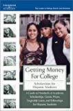 Getting Money for College, Peterson's Guides Staff, 0768913586