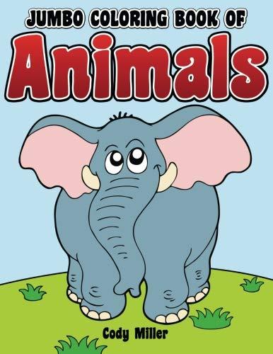 Jumbo Coloring Book of -