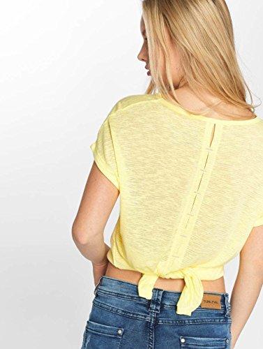 Short Donna Jeans Giallo tops Mavi Maglieria P7Iqw7x