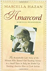 Amarcord: Marcella Remembers Hardcover