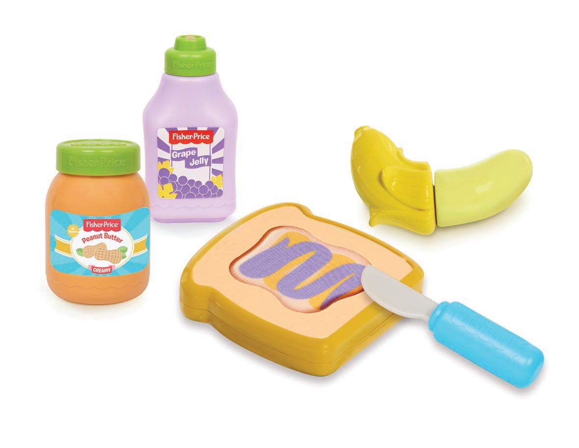Fisher Price Peanut Butter & Jelly Set