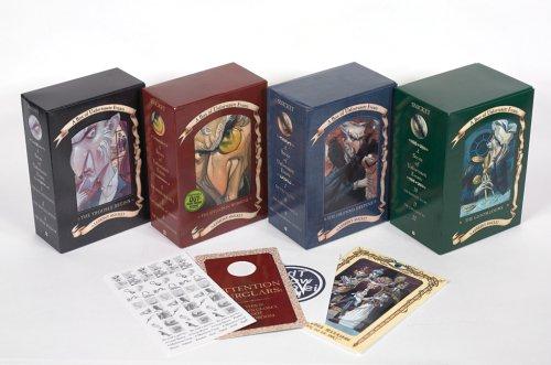 lemony snicket 13 book set