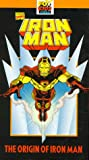 Iron Man: The Origin of Iron Man  [VHS]