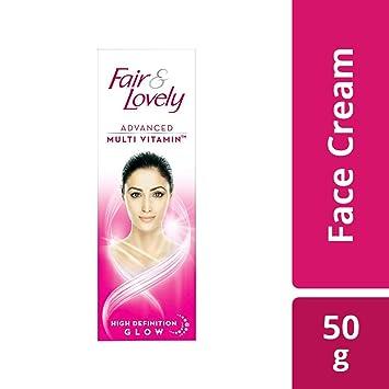 Fair & Lovely Advanced Multi Vitamin Face Cream, 50gm