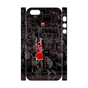 Michael Jordan Custom 3D Cover Case for Iphone 5,5S,diy phone case ygtg-688963 by icecream design