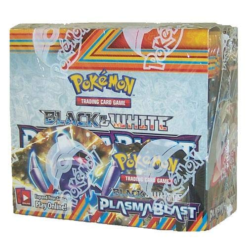 Pokémon Trading Card Game: Black & White —Plasma Blast Booster Display (36 Packs)