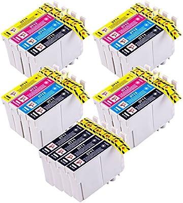 PerfectPrint T0715 Cartuchos de tinta compatibles para impresora ...