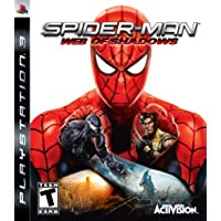 Spider-Man Web Of Shadows PS3