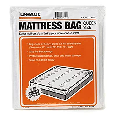 UHaul Mattress Bag