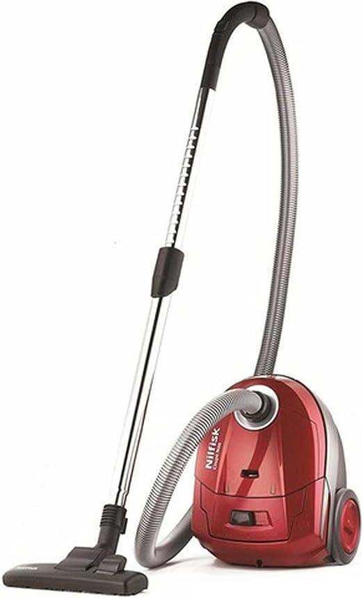 Nilfisk Coupe NEO - Aspirador, color rojo: Amazon.es: Hogar