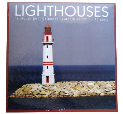 Lighthouses 2011 Calendar