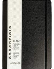 Essentials Dot Matrix Notebook, Extra Large, A4 Size (Bullet Journal)