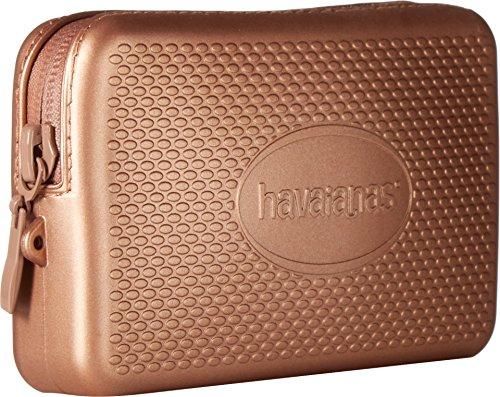 Womens Mini Havaianas Metallic Blush Golden Bag Metallic dqq0C5w