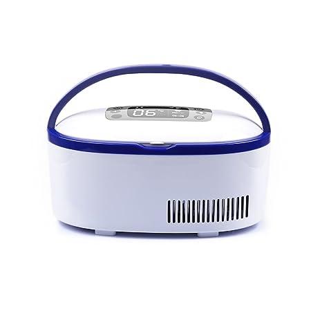 DWUN [A26 Mini Refrigerador de insulina, Medicación portátil Ultra ...