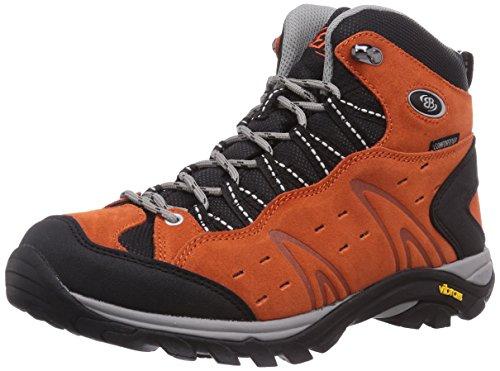 Bruetting Mount Bona High - botas de senderismo de piel mujer Orange