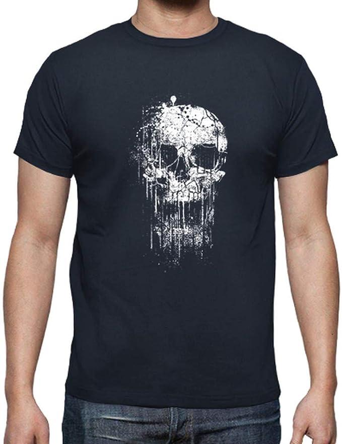 Acheter t-shirt homme tete de mort online 6