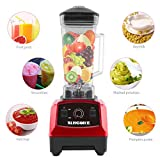 Professional Commercial Blender 2.0 Liter Jar High Speed Smoothie Blenders For Sale